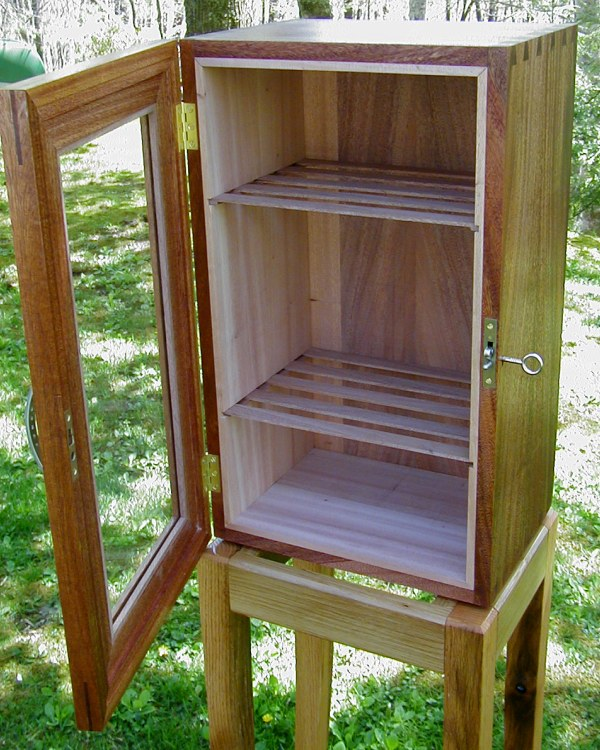 Image Result For Building A Cigar Humidor Cabinet