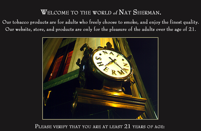 Altadis To Distribute Nat Sherman Cigars